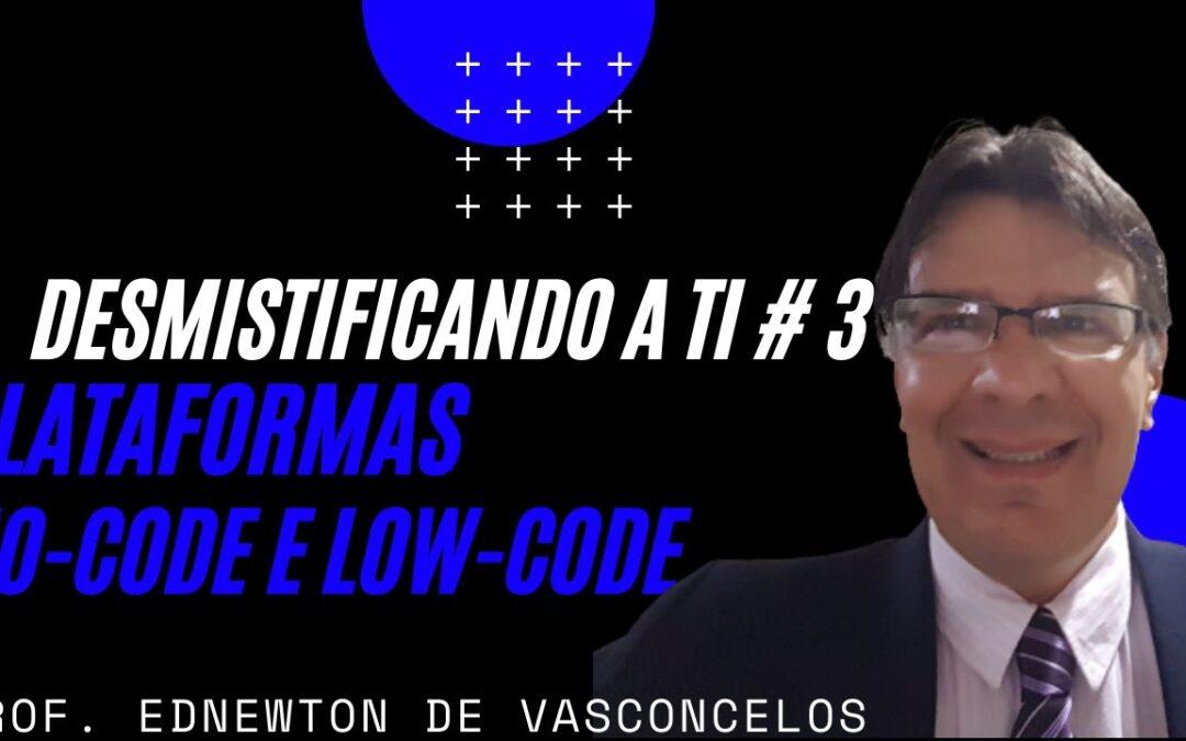 Aproveita a Área de TI com No-code e Low-Code
