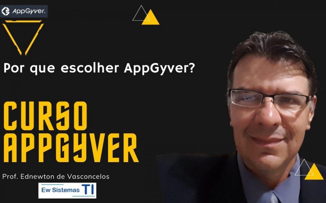 Por que Escolher AppGyver?